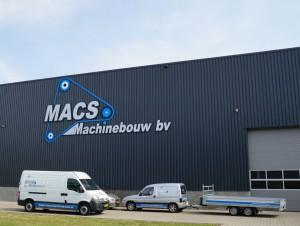 pand MACS machinebouw