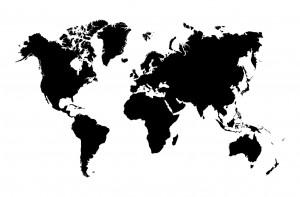 Wereldkaart MACS machinebouw